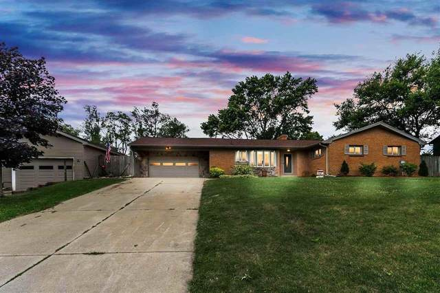 2568 Dorvin Dr, Summit, MI 49201 (#55202101936) :: Real Estate For A CAUSE
