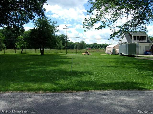 lot 95 Monroe Blvd, Clay Twp, MI 48028 (#2210048476) :: GK Real Estate Team