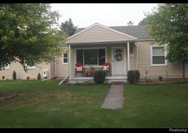 8910 Marlowe Avenue, Plymouth Twp, MI 48170 (#2210048499) :: Duneske Real Estate Advisors