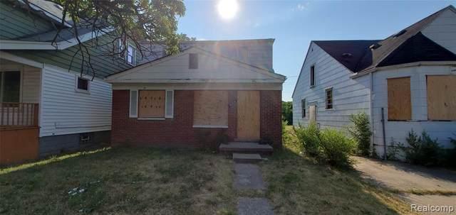 16814 San Juan, Detroit, MI 48221 (#2210048532) :: Duneske Real Estate Advisors