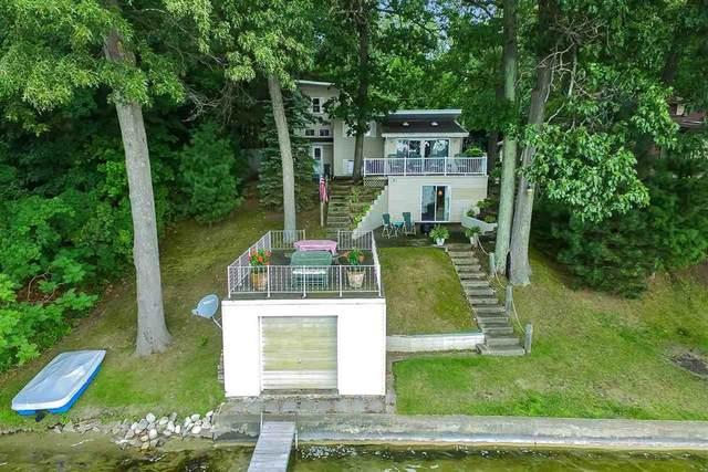 53 Highland Dr, Grass Lake, MI 49201 (#55202101939) :: Duneske Real Estate Advisors