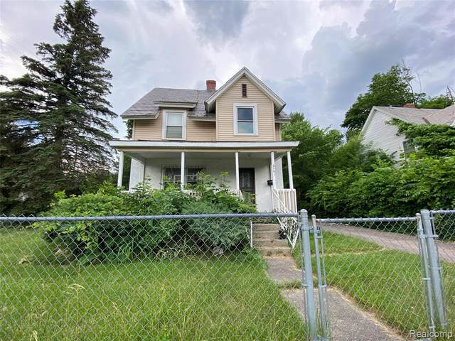 2101 Forest Hill Avenue, Flint, MI 48504 (#2210048549) :: BestMichiganHouses.com