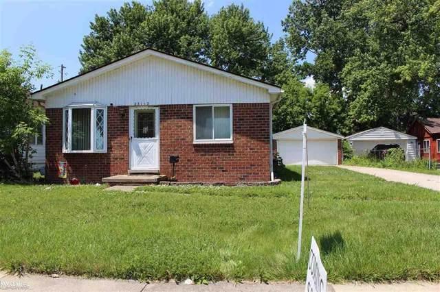 23113 Rausch Ave, Eastpointe, MI 48021 (#58050045956) :: Duneske Real Estate Advisors