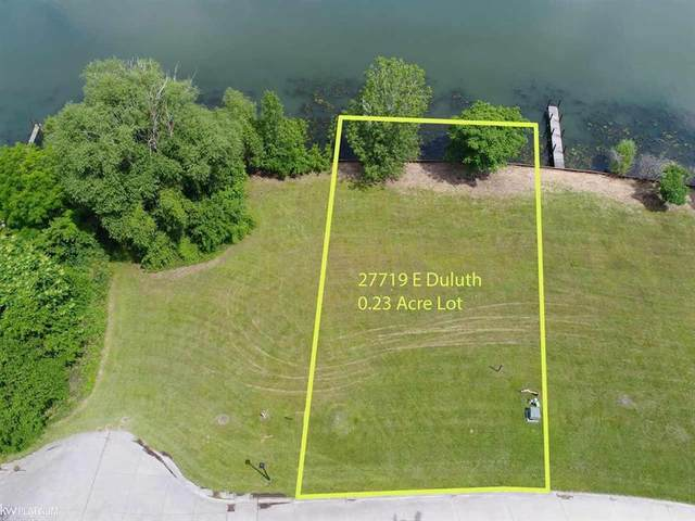 27719 E Duluth, Harrison Twp, MI 48065 (#58050045962) :: Real Estate For A CAUSE