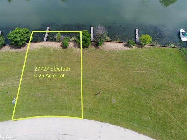 27727 E Duluth, Harrison Twp, MI 48065 (#58050045964) :: Real Estate For A CAUSE