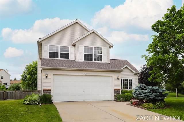 5752 Barcroft Circle SW, Wyoming, MI 49418 (#65021023928) :: GK Real Estate Team