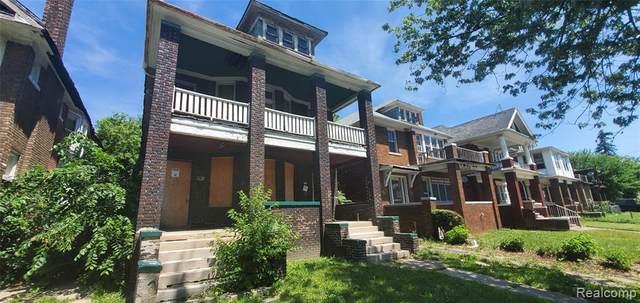 1988 Virigina Park, Detroit, MI 48206 (#2210048584) :: Duneske Real Estate Advisors