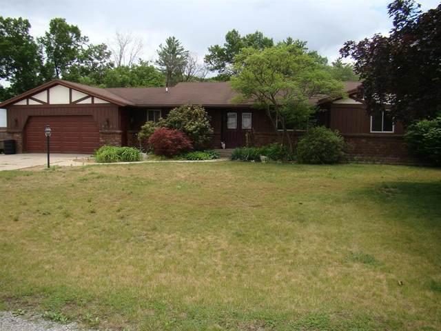 8835 Hebert Drive, Eureka Twp, MI 48838 (#65021023937) :: Duneske Real Estate Advisors