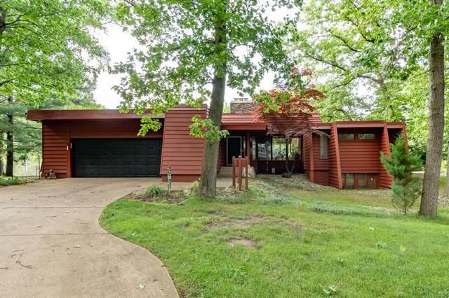 1416 Holiday Lane, Portage, MI 49024 (#66021023946) :: GK Real Estate Team