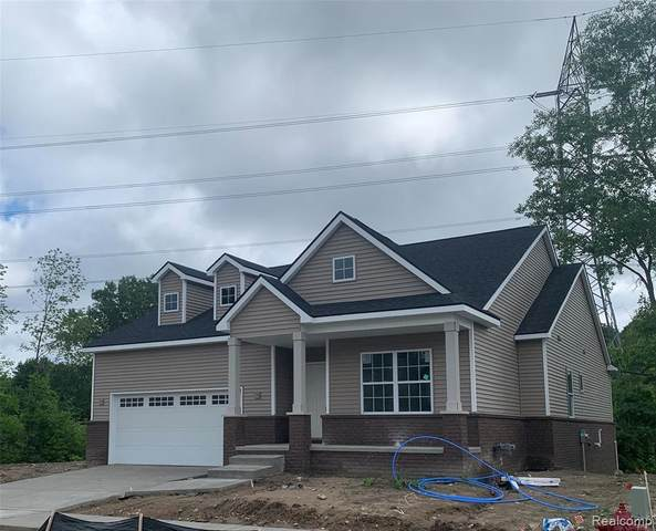 636 Pattan Drive, Wixom, MI 48393 (#2210048608) :: Duneske Real Estate Advisors