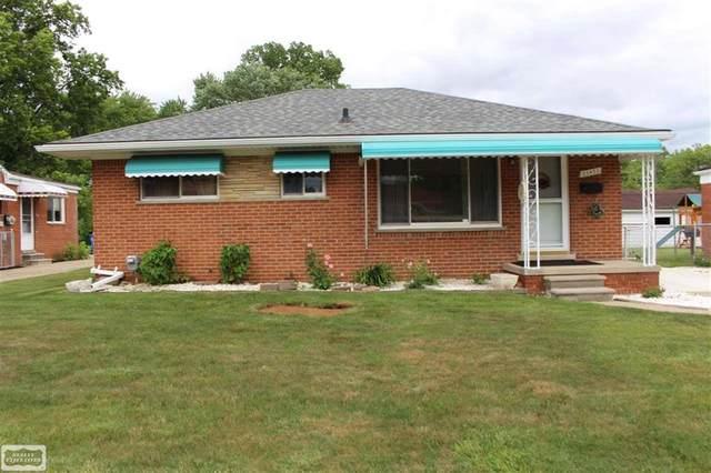 25432 Patricia, Warren, MI 48091 (#58050045988) :: Duneske Real Estate Advisors