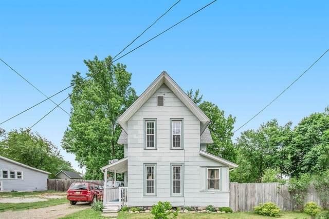 427 E Division Street, Vicksburg Vlg, MI 49097 (#66021023961) :: GK Real Estate Team