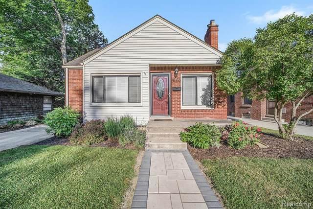 4165 Cooper Avenue, Royal Oak, MI 48073 (#2210048773) :: Duneske Real Estate Advisors