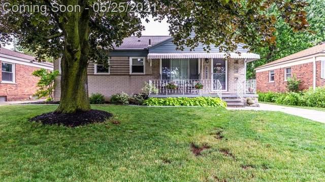 10041 E Clements Circle, Livonia, MI 48150 (#543281997) :: GK Real Estate Team