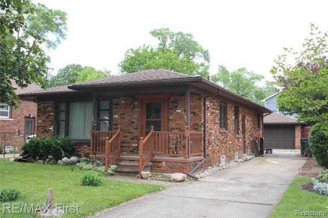 3106 Buckingham Avenue, Berkley, MI 48072 (#2210048810) :: Real Estate For A CAUSE