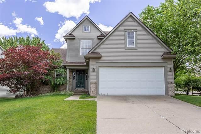 3221 Aldwych Circle, Ann Arbor, MI 48105 (#2210048837) :: Duneske Real Estate Advisors