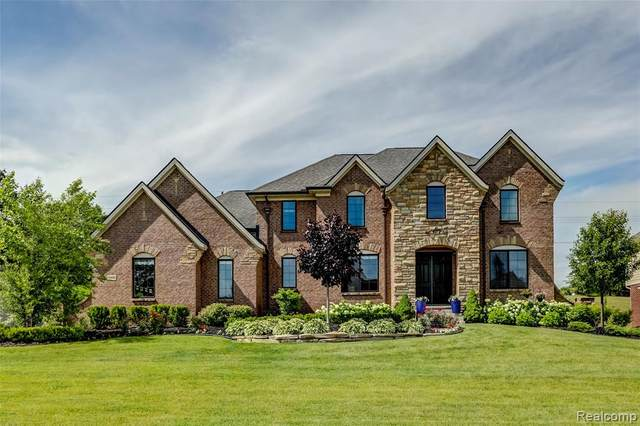 10486 Stoney Point Drive, Green Oak Twp, MI 48178 (#2210048914) :: Duneske Real Estate Advisors