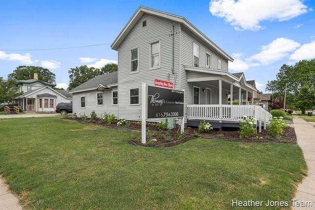 200 W Washington Street, Greenville, MI 48838 (#65021024105) :: Real Estate For A CAUSE