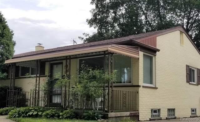 35855 Sherborne Drive, Clinton Twp, MI 48035 (#2210048939) :: GK Real Estate Team