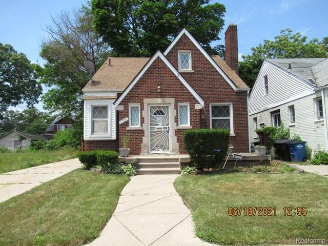 15725 Cloverlawn Street, Detroit, MI 48238 (#2210048984) :: BestMichiganHouses.com