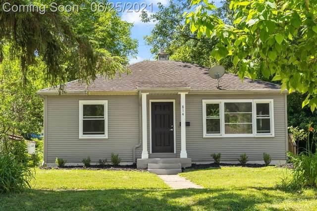 814 Barton Drive, Ann Arbor, MI 48105 (#543282045) :: GK Real Estate Team