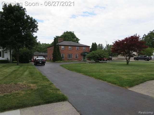 28255 6 MILE Road, Livonia, MI 48152 (#2210049057) :: GK Real Estate Team