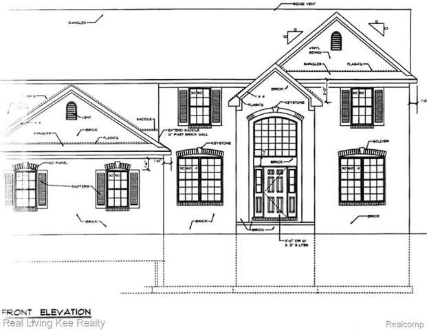 1709 E.Wattles Rd, Troy, MI 48098 (#2210049061) :: GK Real Estate Team