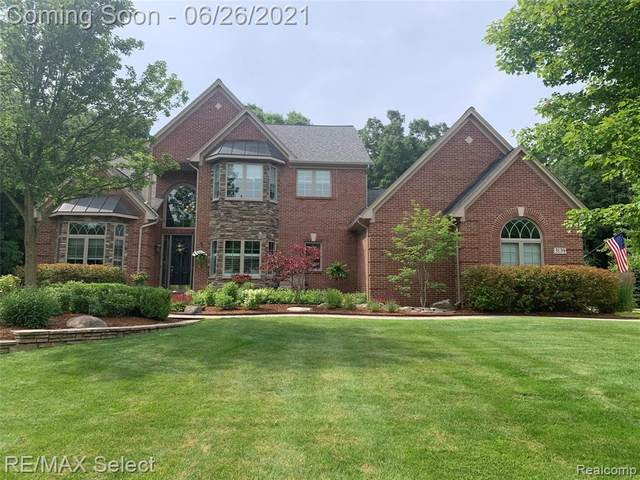 3139 Woodland Ridge Trail, Highland Twp, MI 48380 (#2210049081) :: Real Estate For A CAUSE