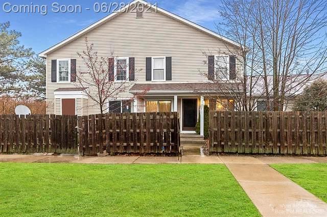 2998 Roundtree Boulevard, Ypsilanti, MI 48197 (#543281987) :: GK Real Estate Team