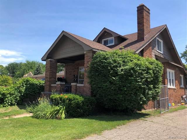 808 E 11 MILE Road, Royal Oak, MI 48067 (#2210049129) :: Duneske Real Estate Advisors