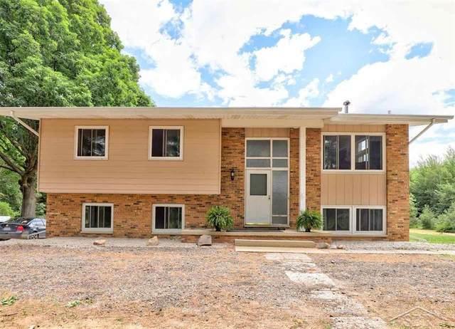 1255 S Raucholz Rd, Richland Twp, MI 48626 (#61050046150) :: GK Real Estate Team