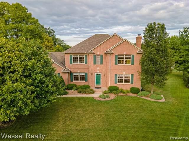 8085 Orchardview Drive, Washington Twp, MI 48095 (#2210049219) :: Duneske Real Estate Advisors