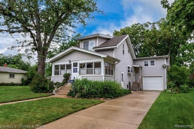 315 Baldwin Avenue, Royal Oak, MI 48067 (#2210049272) :: Duneske Real Estate Advisors