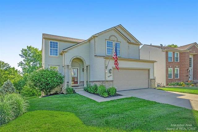 6179 Creekside Circle, Ypsilanti Twp, MI 48197 (#543282042) :: GK Real Estate Team