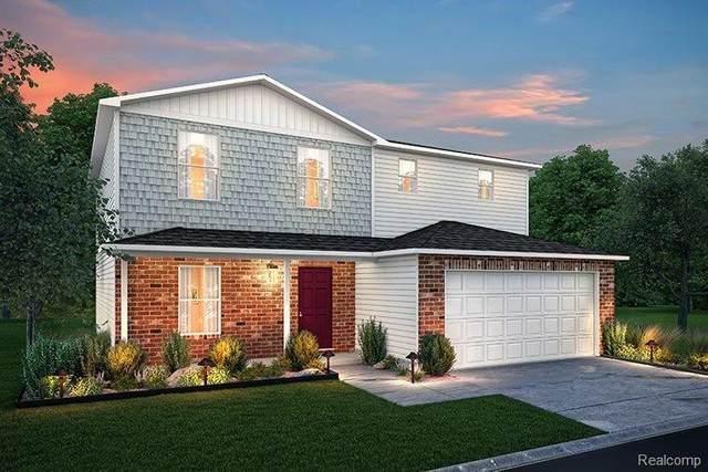 1173 Fieldstone Drive, Pontiac, MI 48342 (#2210049355) :: GK Real Estate Team