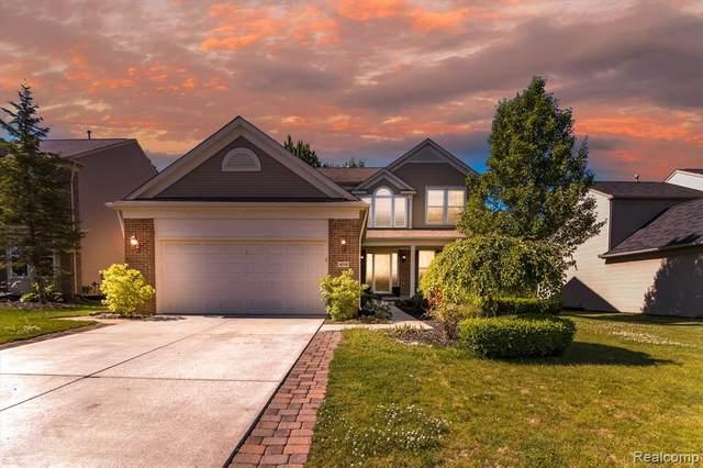 4018 Hidden Trail, Oceola Twp, MI 48843 (#2210049407) :: Duneske Real Estate Advisors
