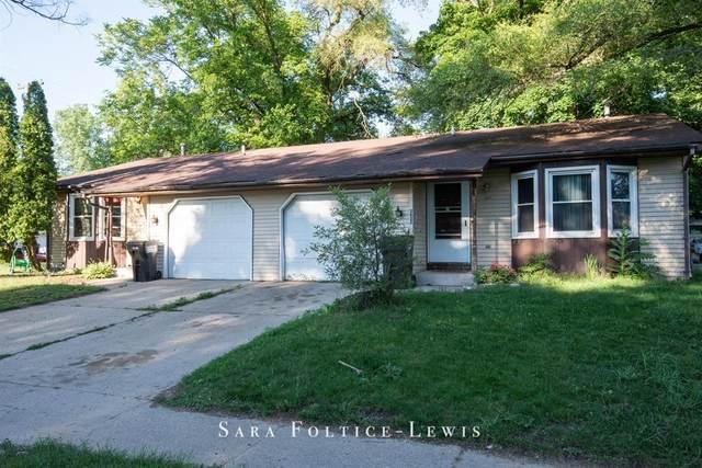 3820 Jefferson Avenue SE, Wyoming, MI 49548 (#65021024398) :: Keller Williams West Bloomfield