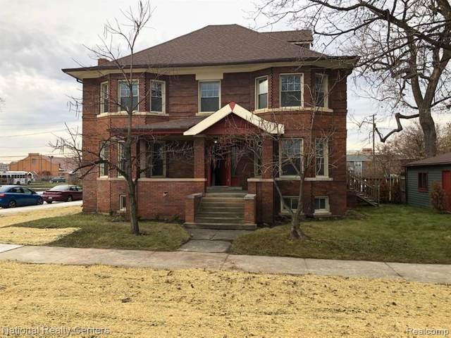 401 E Edsel Ford Freeway, Detroit, MI 48202 (#2210049454) :: Duneske Real Estate Advisors