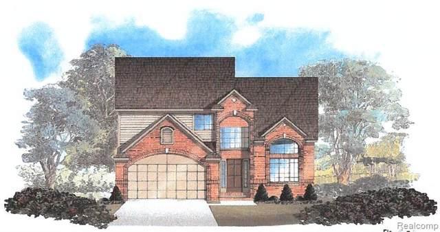 55545 Sunningdale Drive, Lyon Twp, MI 48178 (#2210049529) :: Duneske Real Estate Advisors