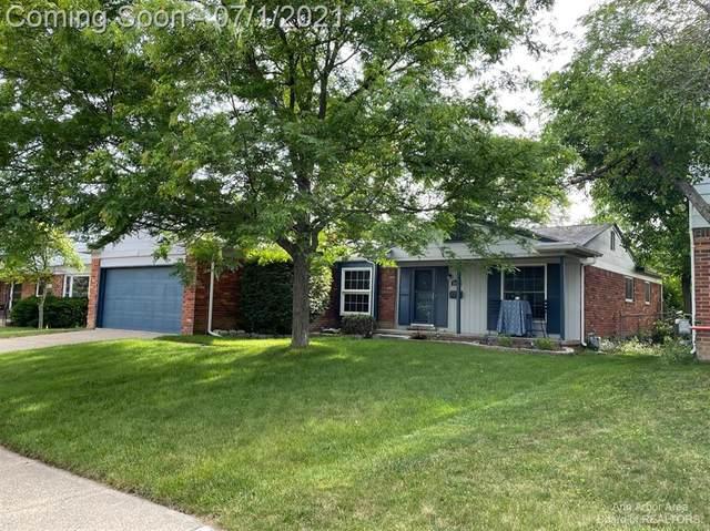 2456 Nixon Road, Ann Arbor, MI 48105 (#543282083) :: GK Real Estate Team