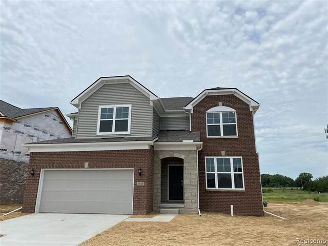 3895 Sienna Drive, Sterling Heights, MI 48314 (#2210049552) :: GK Real Estate Team