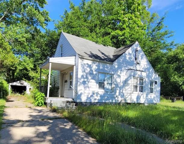 16194 Bramell Street, Detroit, MI 48219 (#2210049557) :: Duneske Real Estate Advisors
