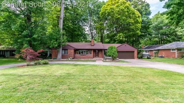 21837 Wendell Street, Clinton Twp, MI 48036 (#543282088) :: GK Real Estate Team