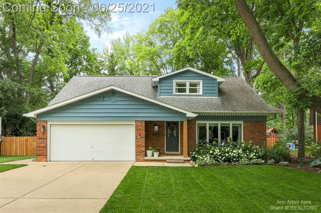 3659 Middleton Drive, Ann Arbor, MI 48105 (#543282074) :: GK Real Estate Team