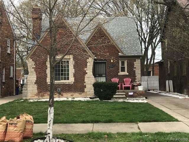 5042 Audubon Road, Detroit, MI 48224 (#2210049579) :: Duneske Real Estate Advisors