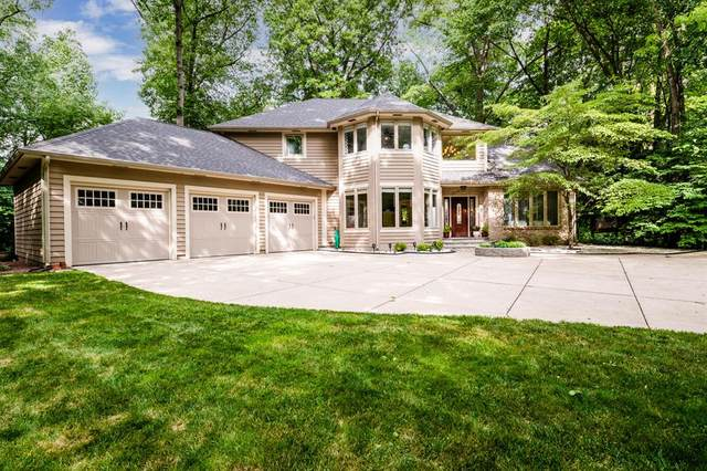 2224 Wooded Way, Lincoln Twp, MI 49127 (#69021024550) :: GK Real Estate Team