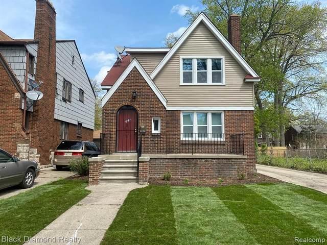 4696 Bedford, Detroit, MI 48224 (#2210049640) :: Duneske Real Estate Advisors