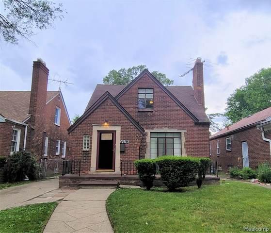 4119 Grayton Street, Detroit, MI 48224 (#2210049643) :: Duneske Real Estate Advisors
