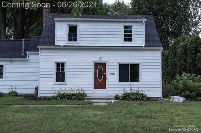 33015 Brown, Garden City, MI 48135 (#543282106) :: Real Estate For A CAUSE