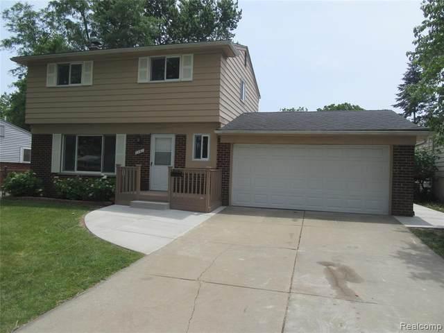 1151 W Elmwood Avenue, Clawson, MI 48017 (#2210049649) :: Duneske Real Estate Advisors